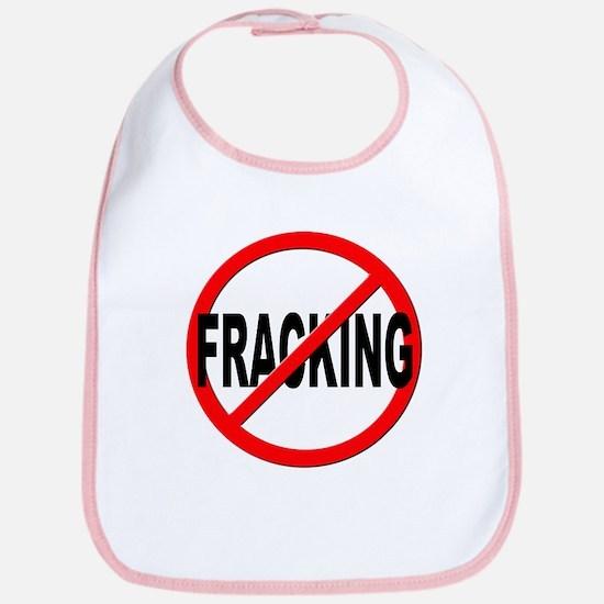Anti / No Fracking Bib