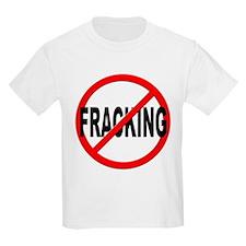 Anti / No Fracking T-Shirt