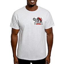 Ash Grey T-Shirt Utah