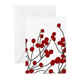 Winter solstice Greeting Cards (20 Pack)