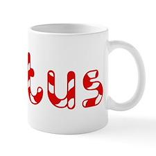 Justus - Candy Cane Small Mug
