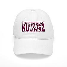 hidden_kuvasz_berry Baseball Cap