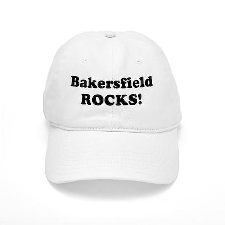 Bakersfield Rocks! Cap