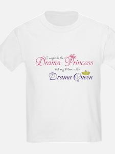 Drama Princess (Light/Pur) T-Shirt