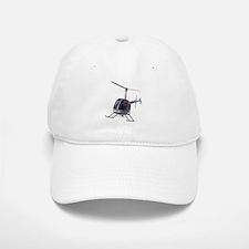 Helicopter Baseball Baseball Baseball Cap Helicopter Gifts & Baseball Baseball Caps