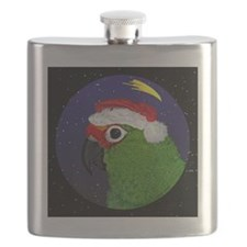 christmasnight_goldencapped Flask