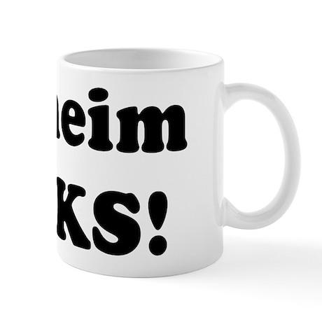 Anaheim Rocks! Mug