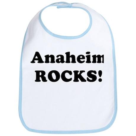 Anaheim Rocks! Bib
