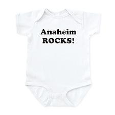 Anaheim Rocks! Infant Bodysuit