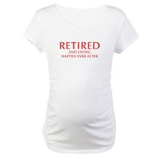 retired-and-living-happily-OPT-RED Shirt