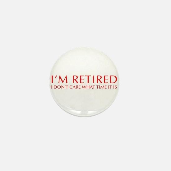 Im-retired-OPT-RED Mini Button