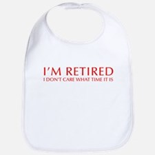Im-retired-OPT-RED Bib