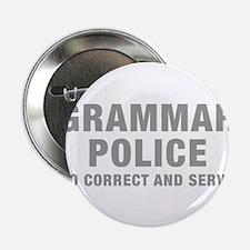 "grammar-police-hel-gray 2.25"" Button"