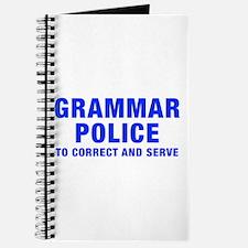 grammar-police-hel-blue Journal