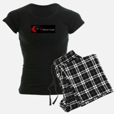 La Vie Monte-Carlo (dark) Pajamas
