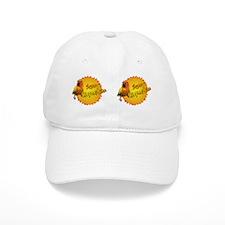 sunconure_sunnydisposition_bev Baseball Cap