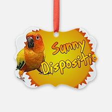sunconure_sunnydisposition Ornament