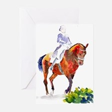 Dressage - Show Glow Greeting Cards (Pk of 10)