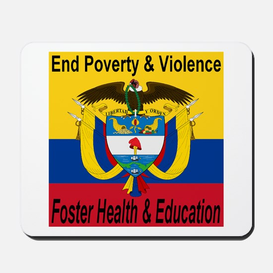 End Poverty & Violence in Columbia Foster Health &
