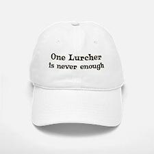One Lurcher Baseball Baseball Cap