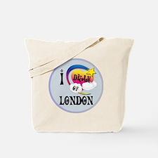 I Dream of London Tote Bag