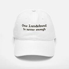 One Lundehund Baseball Baseball Cap