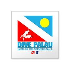 Dive Palau Sticker