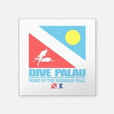 Dive Palau Sticker
