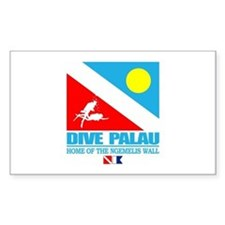 Dive Palau Decal