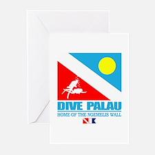 Dive Palau Greeting Cards (Pk of 10)