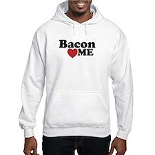 Bacon Loves ME Hoodie
