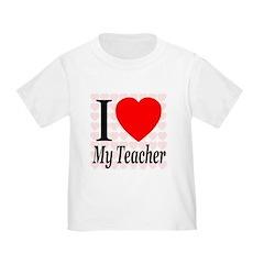 My Teacher T