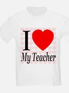 My Teacher Kids T-Shirt