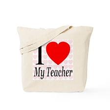 My Teacher Tote Bag