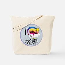 I Dream of Magic Carpet Rides Tote Bag