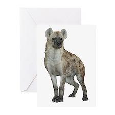 Hyena Greeting Cards (Pk of 10)