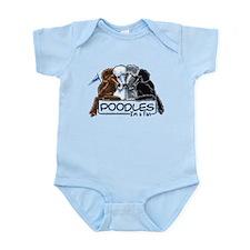 Poodle Fan Infant Bodysuit