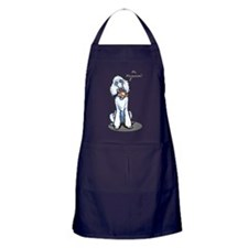 Std Poodle Manipulate Apron (dark)