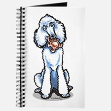 Teddy Bear Poodle Journal