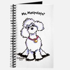 Toy Poodle Manipulate Journal