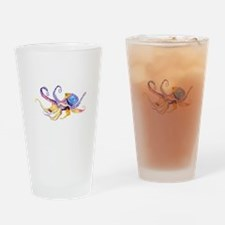 octopus Drinking Glass