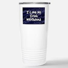 irishwolf_funklove_oval Travel Mug