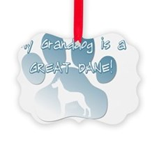 granddog_greatdane Ornament