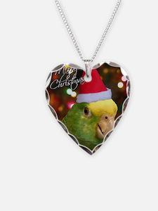 dyh_santa_card Necklace