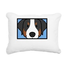 greaterswiss_anime_blk Rectangular Canvas Pillow