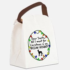 ds_ibizan Canvas Lunch Bag