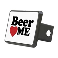 Beer Loves Me Hitch Cover