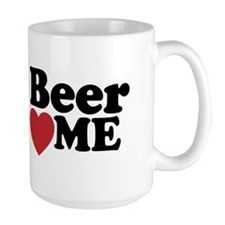 Beer Loves Me Mug
