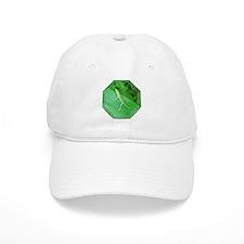 Green Lizard Baseball Cap