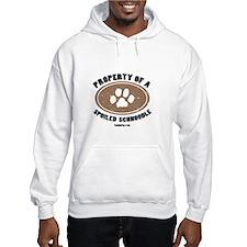 Schnoodle dog Jumper Hoody